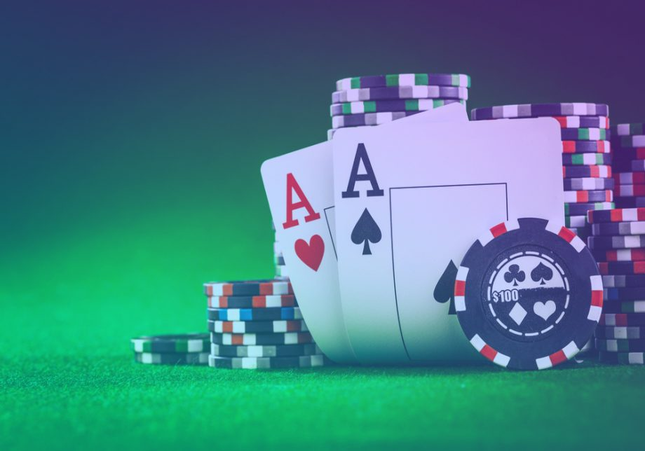 Play poker online real money